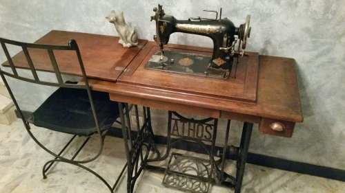 la machine de ma grand mère
